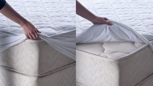 ALEX Wasserfeste Matratzenauflage