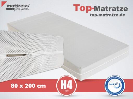 Matratze 80 x 200 x 20 cm